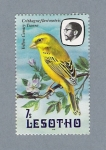 Stamps Africa - Lesotho -  Pájaro