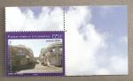 Stamps Oceania - Polynesia -  Calle Gauguin Tahiti