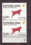 Stamps Spain -  presidencia de la unión europea