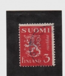 Stamps Finland -  Correo postal