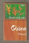 Stamps Oceania - Polynesia -  Ave del paraiso