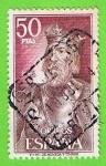 Stamps : Europe : Spain :  Conde fernan Gonzalez