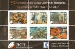 Sellos de America - Honduras -  PINTURAS