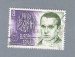 Sellos de Europa - España -  Federico García Lorca (repetido)