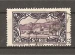 Stamps Syria -  Mandato Frances.