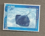 Stamps Oceania - Polynesia -  La raya