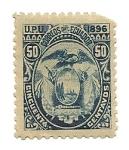 Stamps Ecuador -  Escudo de Armas