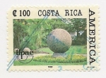 Stamps Costa Rica -  UPAEP