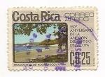 Stamps : America : Costa_Rica :  150° Aniversario de la Anexion del Partido de Nicoya