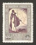 Sellos del Mundo : America : Perú : Canonización de Martín de Porres