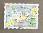 Stamps New Caledonia -  Nacimiento