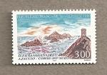 Stamps France -  Islas Sanguinarias en el Sur de Córcega