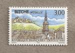 Stamps France -  Bitches en el Mosela
