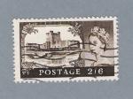 Stamps United Kingdom -  Reiana Isabel II (repetido)
