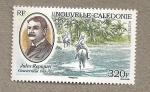 Stamps Oceania - New Caledonia -  jules Repiquet