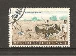 Sellos de Africa - Mali -