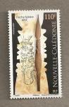 Stamps Oceania - New Caledonia -  Flecha superior