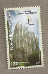 Stamps Oceania - New Caledonia -  10 años Centro Cultural Tijbaou