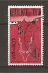 Sellos de Africa - Chad -