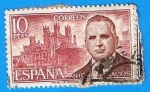 Stamps Spain -  Antonio palacios