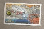 Stamps Oceania - New Caledonia -  Salvamento Marítimo