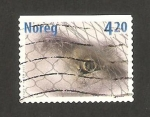 Stamps Norway -  pez, caballa