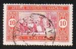 Stamps Senegal -  Senegal