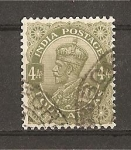 Sellos de Europa - Reino Unido -  Jorge V.