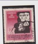 Stamps Chile -  VIII conf. intern. de planificación de la familia