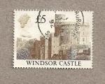 Sellos de Europa - Reino Unido -  Castillo de Windsor