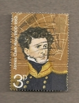 Stamps United Kingdom -  James clark Rose