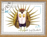 Stamps : Asia : United_Arab_Emirates :  FUJEIRA, Aves