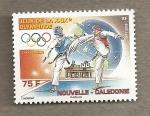 Stamps New Caledonia -  XXIX Olimpiada