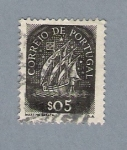 Stamps Portugal -  Barco Portuges