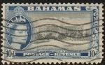 Stamps America - Bahamas -  Hoteles modernos