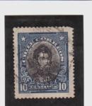 Stamps America - Chile -  correo postal-o´higgins