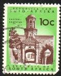 Sellos de Africa - Sudáfrica -  Castillo de Buena Esperanza