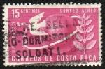 Sellos de America - Costa Rica -  Paz