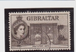 Stamps Europe - Gibraltar -  puerta sur