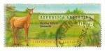 Sellos de America - Argentina -  Ciervo de los Pantanos