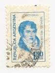 Stamps Argentina -  General Manuel Belgrano