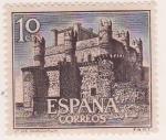 Sellos de Europa - Espa�a -  Castillo de Guadamur