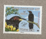 Stamps Oceania - New Caledonia -  Melifago Toulou