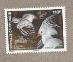 Stamps New Caledonia -  Cagou