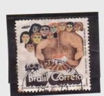 Stamps America - Brazil -  programa habitacional