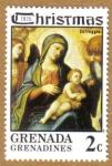 Sellos del Mundo : America : Granada : Conmemorativos Navidad
