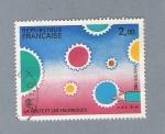 sellos de Europa - Francia -  La Poste et les Techniques