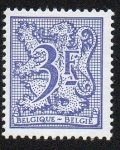 Sellos de Europa - Bélgica -  Escudo
