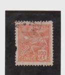 Stamps Brazil -  Correo aéreo