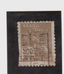 Stamps America - Brazil -  Mercurio